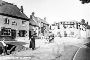 Gillingham, Martins Square c1910