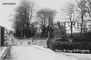 Gillingham, Town Bridge c1900