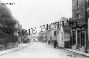 Gillingham, Station Road c1920
