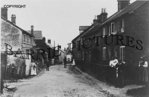 Sixpenny Handley, Village c1900
