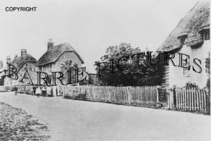 Hinton Martel, Village c1900