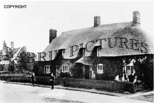 Iwerne Minster, Village c1910
