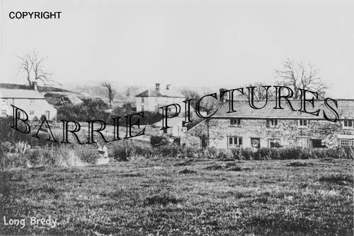 Long Bredy, Village c1900