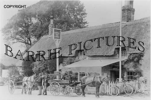 Lulworth, Castle Inn c1910
