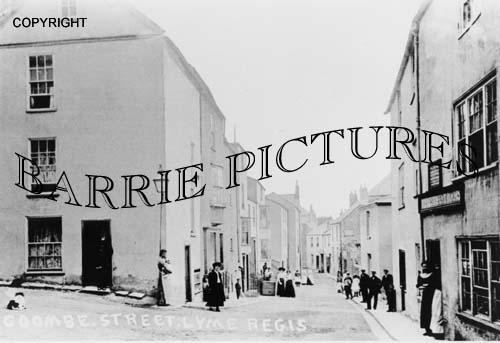 Lyme Regis, Coombe Street c1910