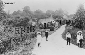 Melbury Osmond, Village c1900