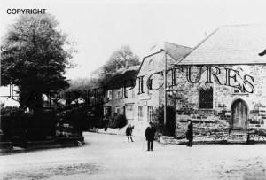 Netherbury, village c1900