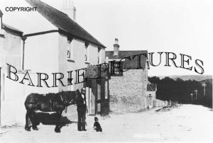 Osmington, The Inn c1910