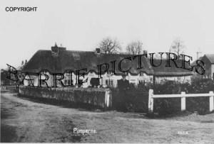 Pimperne, Village c1910