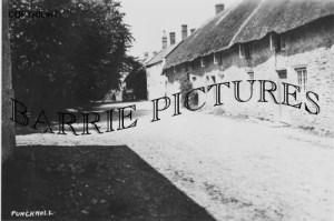 Puncknoll, Village c1930