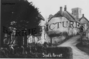 South Perrott, Village and Church c1910