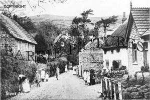 Stoke Abbot, Village c1900