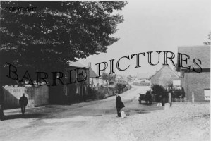 Sturminster Marshall, Village c1910