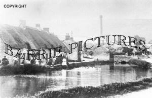 Sutton Pointz, Village Pond c1900
