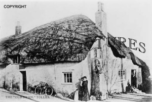 Toller, The Old Swan c1900