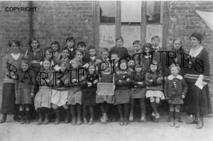 Tolpuddle, School Photo 24th March 1920
