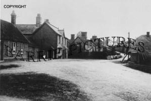 Winterborne Whitechurch, Village c1900