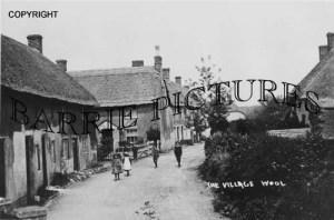 Wool, Village c1910