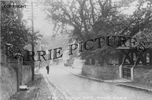 Wyke Regis, The Church Gate c1910