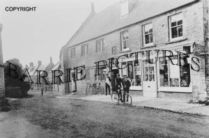Yetminster, Village Store c1900