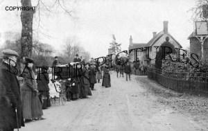 East Knoyle, Village c1908