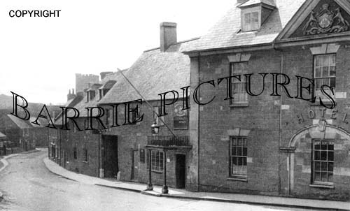 Abbotsbury, Market Street c1930