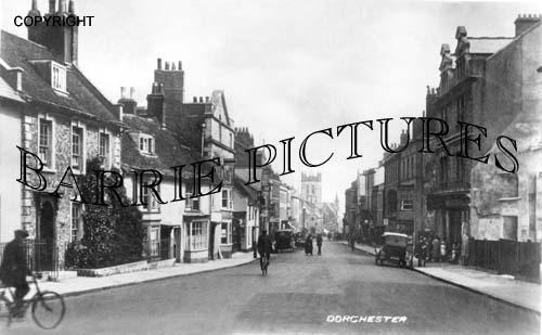 Dorchester, High West Street c1940