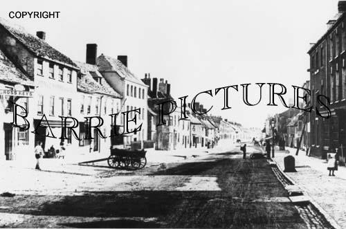 Bridport, c1890