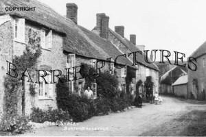 Burton Bradstock, Mill Street c1915