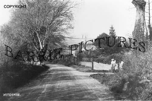 Witcombe, Village c1890