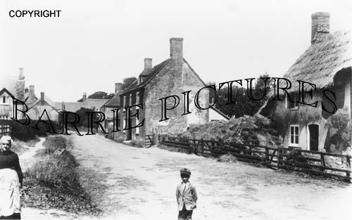 Sitterton, Village c1905