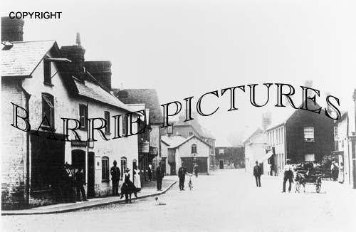 Cranborne, c1910
