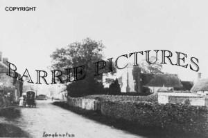 Longburton, Church c1890