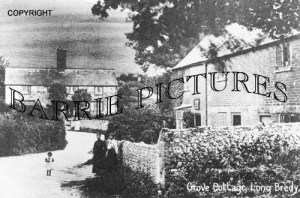 Long Bredy, Grove Cottage c1890