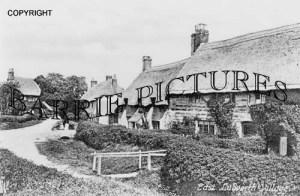 Lulworth, Village c1890