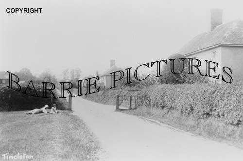 Tincleton, Village c1890
