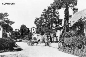 Shillingstone, Village c1890
