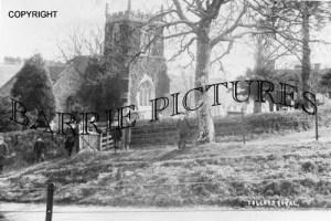 Tollard Royal, Church c1890