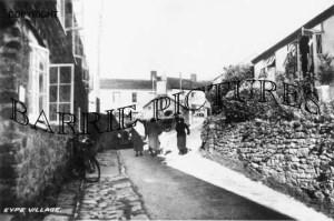 Eype, Village c1900