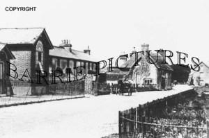Shroton, Village c1890