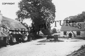 West Stafford, Village c1890