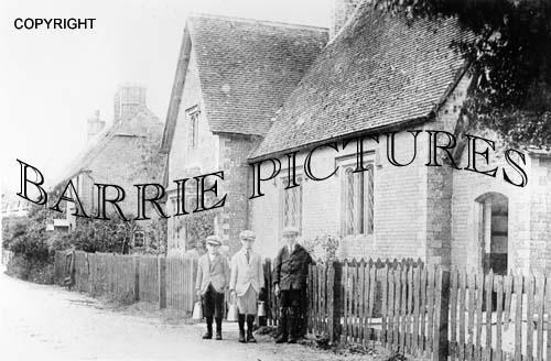 Warmwell, Village c1890