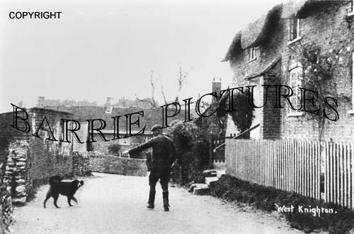 West Knighton, Village c1890