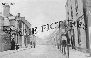Stalbridge, High Street c1890