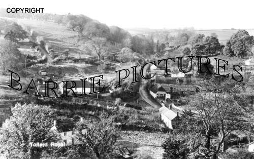 Tollard Royal, Village c1930