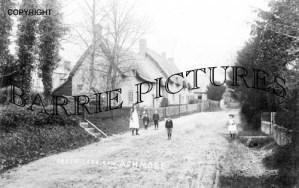 Ashmore, Green Lane c1930