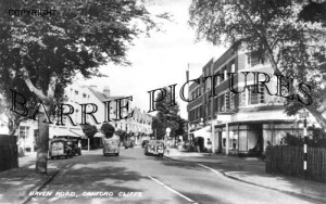 Canford Cliffs, Haven Road 1950