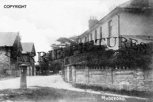 Mudeford, Village c1900