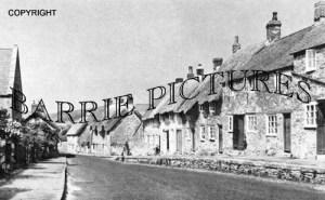 Abbotsbury, Main Street c1950