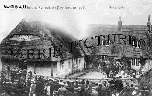 Bridport, West Street Infant School 12th November 1906